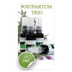 Postpartum Trio +1 Pack