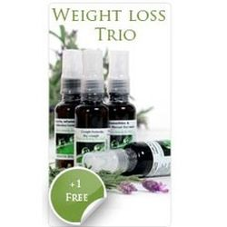 Weight Loss Trio +1 Pack