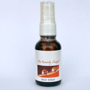 Anti bacterial, infection skin spray